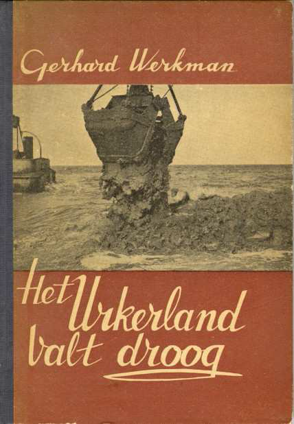 Voorkant van het boekje van Gerhard Werkman