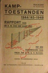 Kamp toestanden 1944-'45-'48