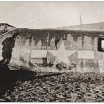 Amerikaanse luchtmacht ster op de Dinah Might