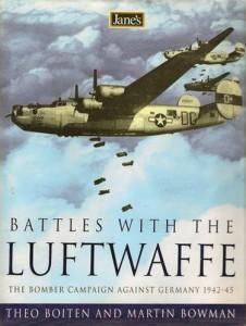 """Omslag boek """"Battles with the Luftwaffe"""""""