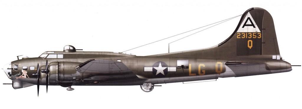 B-17G Queenie