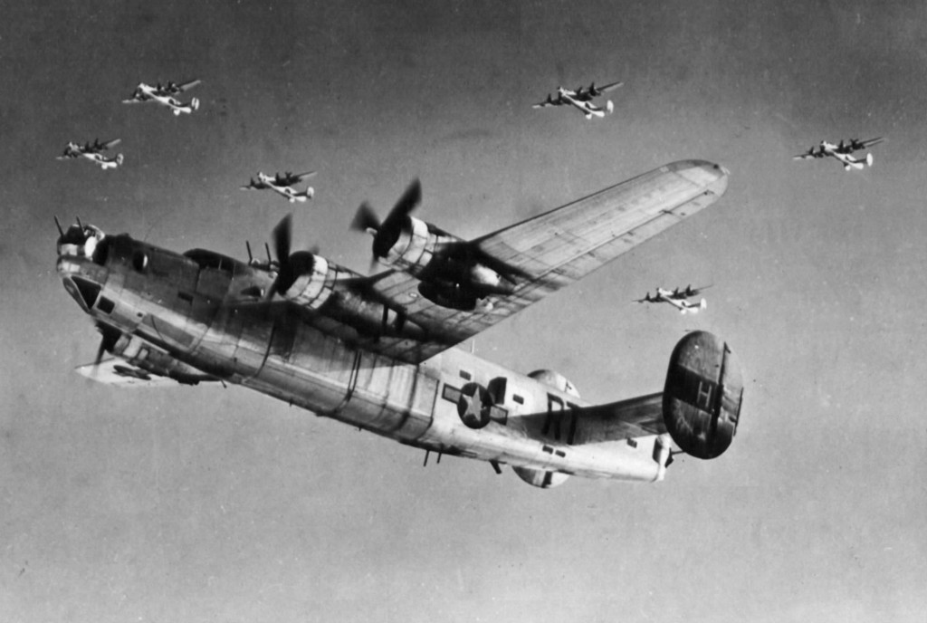 B-24J-155-CO Liberator (s:n 44-40268)