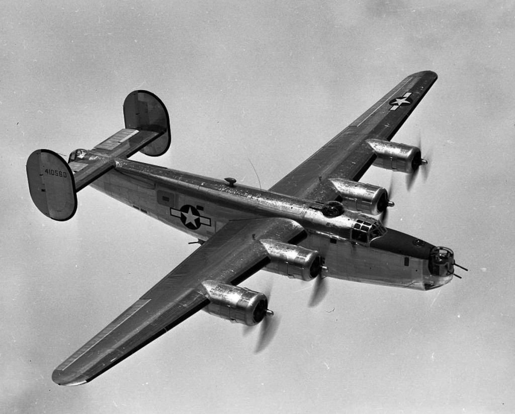 B-24LiberatorConsolidated