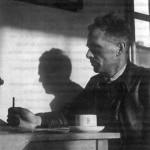 Jacob Muller kort na de oorlog.