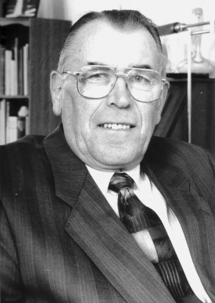 Polderpionier Jan Wester