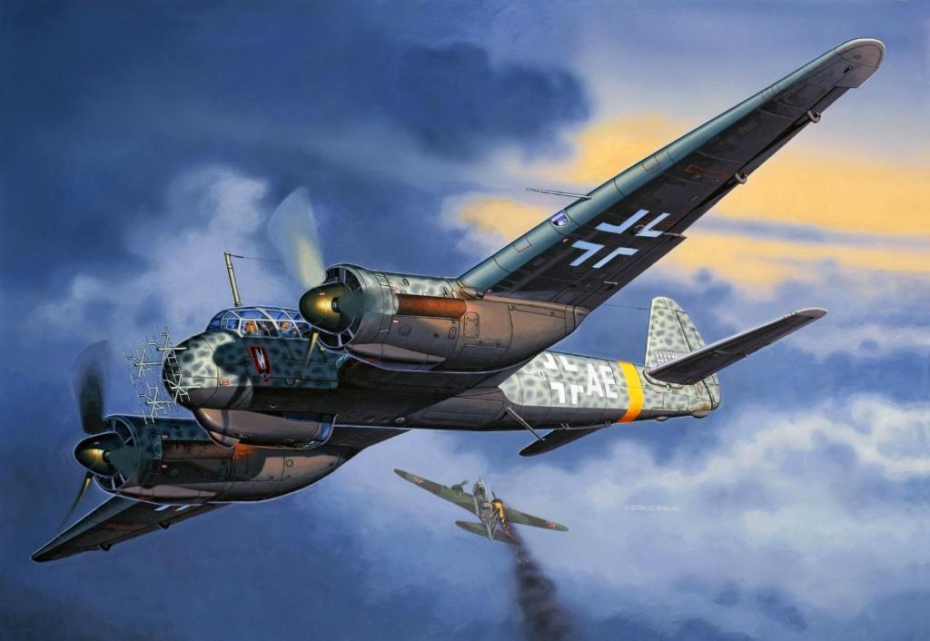 JunkersJu-88C