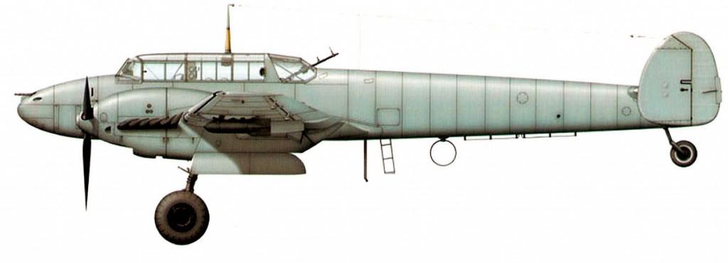 MesserschmittBf-110
