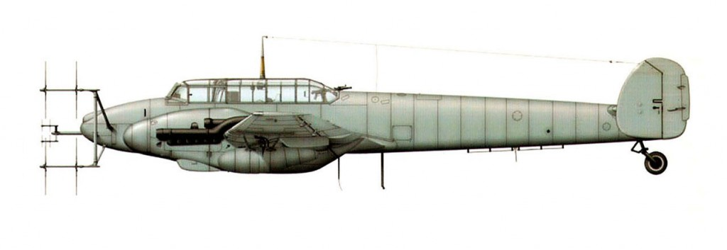 MesserschmittBf-110G