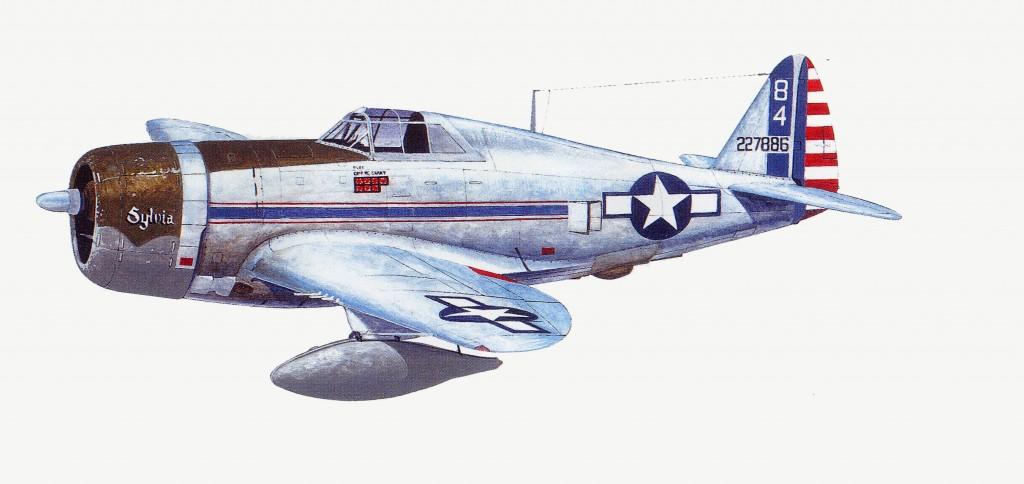 P-47 Sylvia