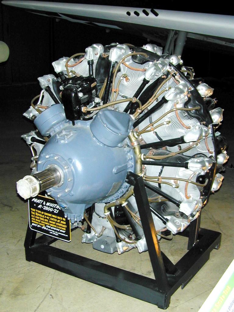 Pratt&WhitneyR-2800-21