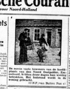 Haarlemsche Courant 20.12.1943